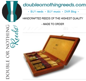 double or nothing reeds